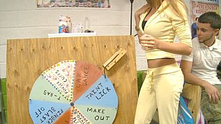 Students play_wheel_of fun image
