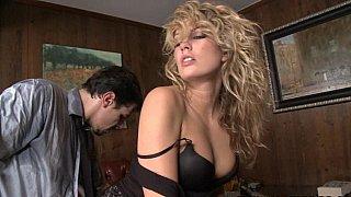 Hot and_stylish Kiara Diane having sex at work image