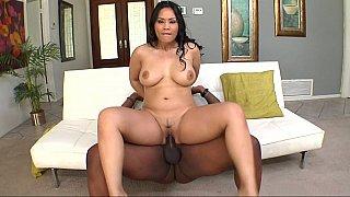 Image: Jessica Bangkok taking big black cock