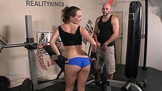Amazing Lily Love in_the_gym image