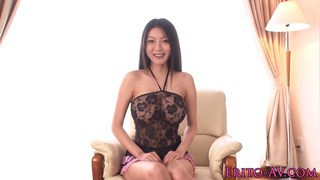 Busty asian model Miho Ichiki gets a creampie image