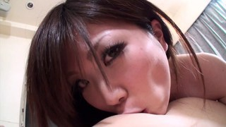 Uncensored Japanese girlfriend image