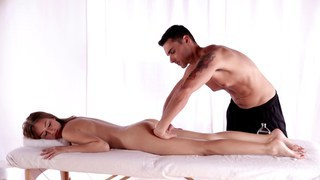 Nubile Films - Teen cutie_massaged and fucked image