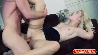 Sweet Cat fucked hard by her hubby image