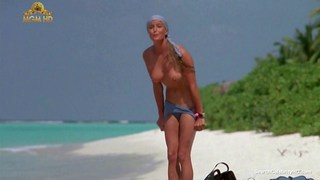 Bo Derek nude and sexy in Ghosts Can't Do It image