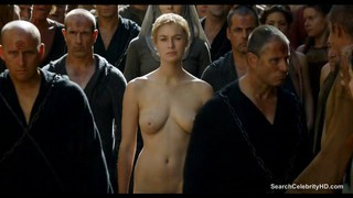 Image: Lena Headey nude as Cersei in Game of Thrones