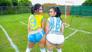 Booty Meat on the field image