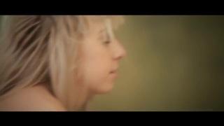Young Carla Cox in romantic hardcore movie image