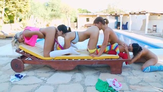 Four colorful lesbians_with_toys image