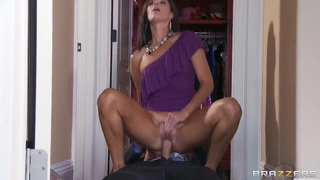 India Summer spends her day_with Johnny Sins image