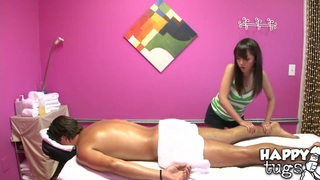 Asian massage wizard gets it damn straight image