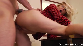 MILF hottie Julia Ann takes dick with style image