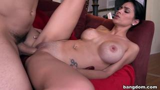 Big tit Latina_maid gets fucked image