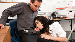 Beverly Paige & Dane Cross in Naughty Office image