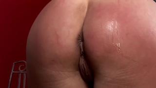 Humilated German Huge-Boobs-Milf hard anal taken image