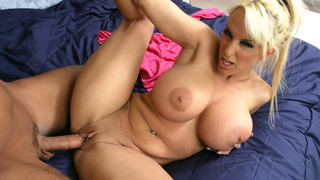 Holly Halston & Rocco Reed in My Friends Hot Mom image