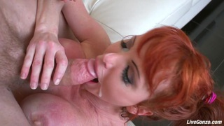 LiveGonzo Taylor Wane Busty MILF Wants More Sex image