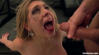 LiveGonzo Kagney Linn Karter Sexy Babe Getting Fucked image