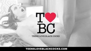 Compilation Of Teens Fucking Big Black Cocks image