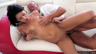 Coco_de_Mal_attends_to_her_older_man image