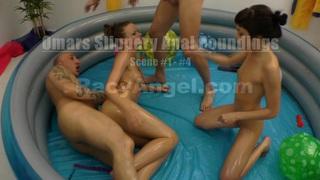 Anal Poundings Lili Lamour, Mary Lee, Roxy Bell, Grace Noel, Jenny Loo, Judit, Vanessa_Vaughn, Markus Tynai, Omar Galanti image