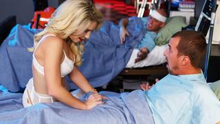Night Shift's Naughtiest Nurse Part One image