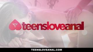 TeensLoveAnal - Teaching_My Step-Daughter Anal Sex image
