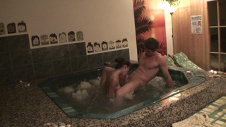Nessa_Devil_in_homemade_video_showing_hardcore_sex_in_a_pool image