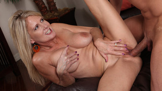 Bridgett Lee & Jack Cummings in My Friends Hot Mom image