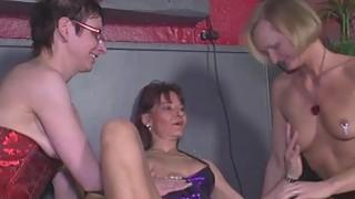 MMV_FILMS_Amateur_Mature_Lesbian_Threesome image