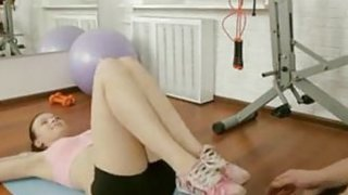 Fit Russian Teen_Does Anal image