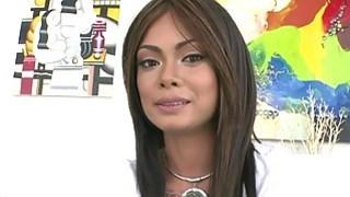 Hottie Filipina Leilian gets facial image