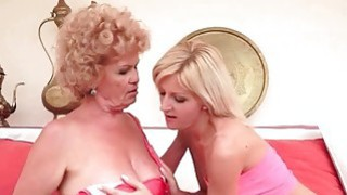 Grannies and Teenies Pussy Licking Compilation image