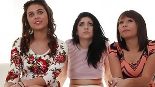 Image: 3 best friends 1 audition