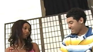 very hot young ebony beauty hard licked image