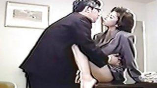 classical movie ‣ Japanese office slut classic image
