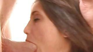 Mouth fucking_of gorgeous escort slut image