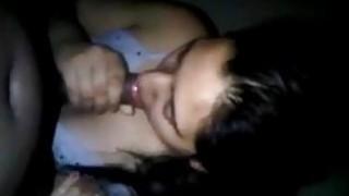 Image: Indian Cutie Giving Head POV