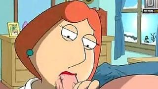 Family Guy Hentai  Naughty Lois wants anal image