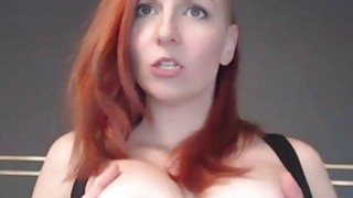 Big titted red sweetie Alice White image