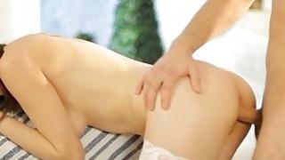 Babes oralsex drives stud to pound her harder: down oralsex Mobile videos image