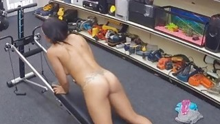 Pornstar got more cash in her nude sexy video image