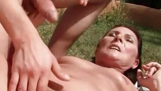 Image: Chubby Grandmas Rough Sex Compilation