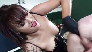 Image: MAGMA FILM Sexy Dominatrix taking control