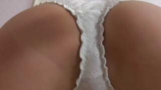 Hot chick movie with strong orgasm in the end image