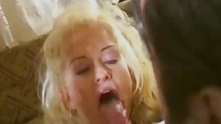 This nasty little bitch is a real oral fan image