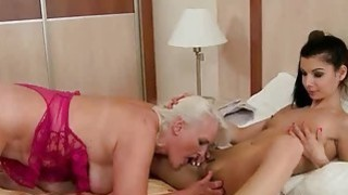 Matures and Teens Pussy Lick Compilation image