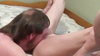 Horny mature pussy licking and_fuck image
