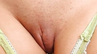 Image: Exposed beauty exposes her pussy to enjoy fucking