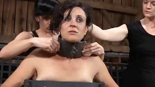 Image: Darling receives her smooth_arse whipped brutally